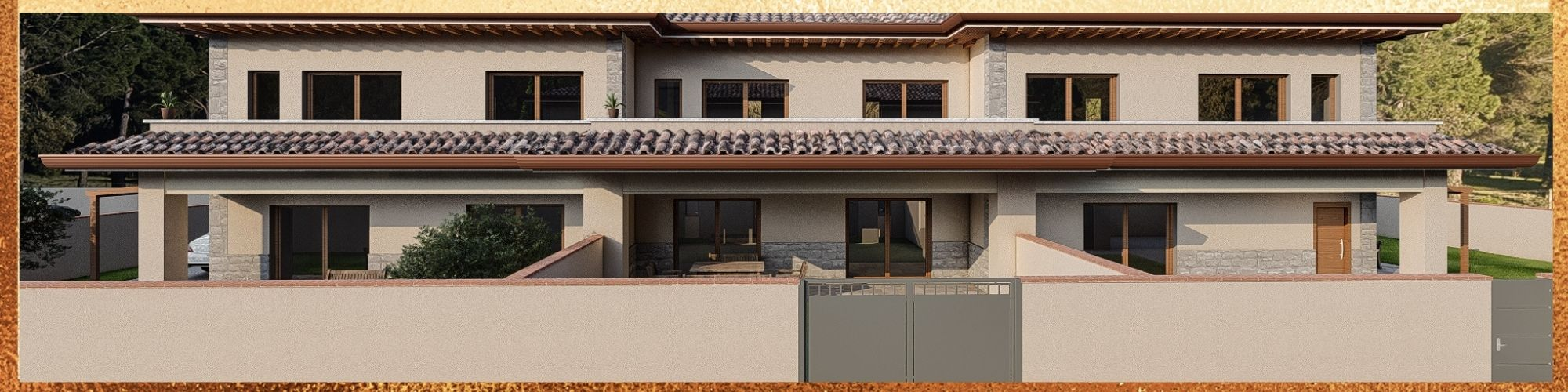 Borgo San Felice Spello case in vendita